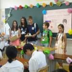 第21回ハバロフスク少年少女友好使節団の来日(2)