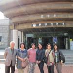 第12回 韓国労組総聯ソウル特別市地域本部へ代表団が訪問 (2)