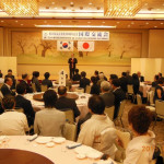 第13回韓国総聯盟ソウル特別市地域本部代表団の来日 (3)