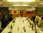 第12回 ハバロフスク地方労働組合団体連合会代表団来日