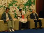 黒龍江省総工会へ第14回代表団が訪問(1)