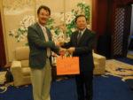 黒龍江省総工会へ第14回代表団が訪問(2)