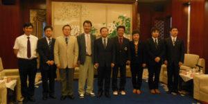 黒龍江省総工会へ第14回代表団が訪問(3)