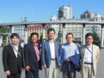 黒龍江省総工会へ第14回代表団が訪問(4)